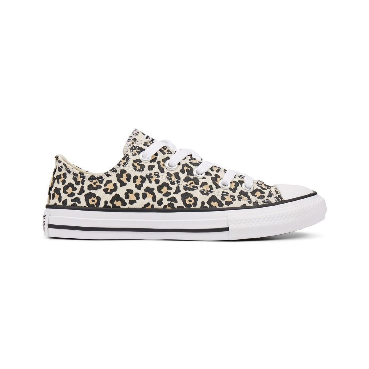 ROMA CHUCK TAYLOR ALL STAR OX:MULTICOLORE/TOILE/TOILE/CAOUTCHOUC/Multicolore