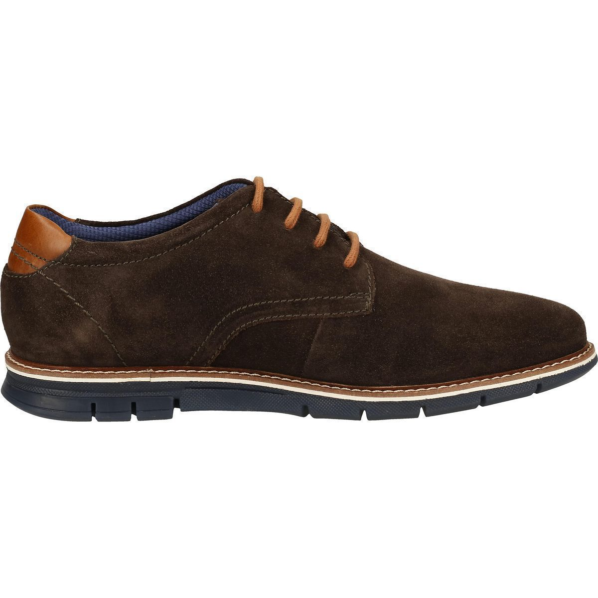 KICK COL FOUR ALDEN:MARRON/CUIR/TEXTILE/SYNTHETIQUE/Marron