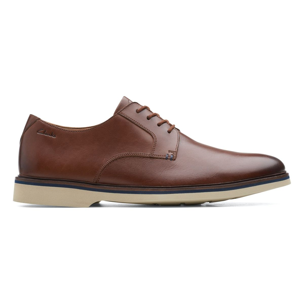E-LAST SIMPLE MALWOOD PLAIN:MARRON/CUIR/TEXTILE/CAOUTCHOUC/Marron