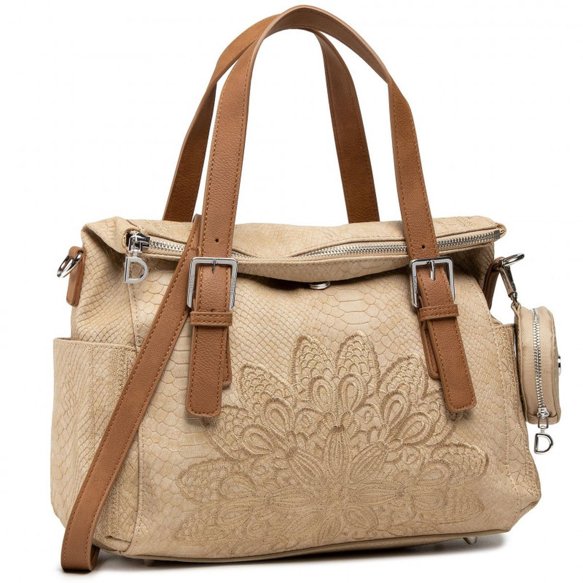 GIZEH BOLS_SUMMER AQUILES LOVERTY:BEIGE/SIMILI CUIR/TEXTILE//Beige