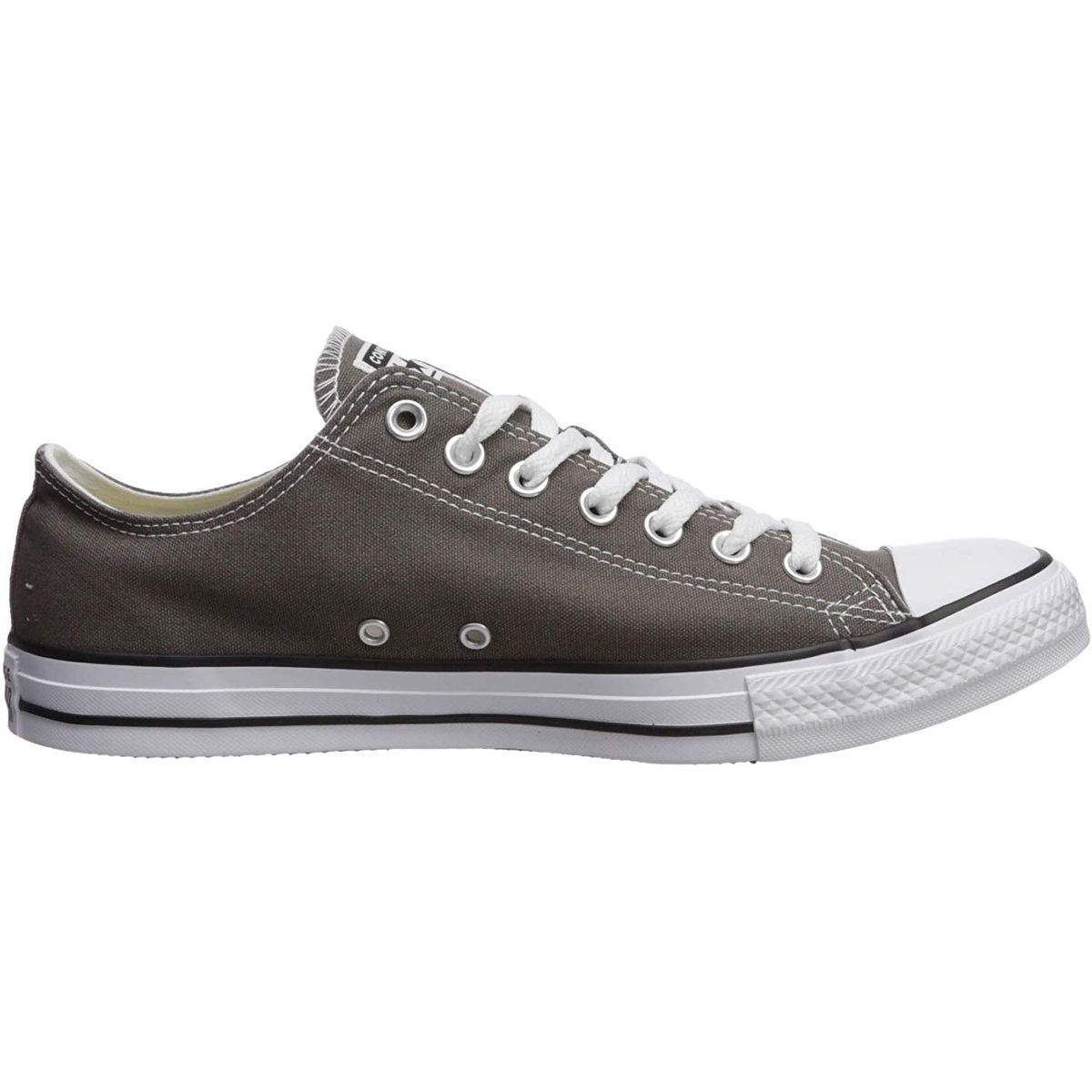 JESTER ALL STAR OX:GRIS/TOILE/TOILE/CAOUTCHOUC/Gris