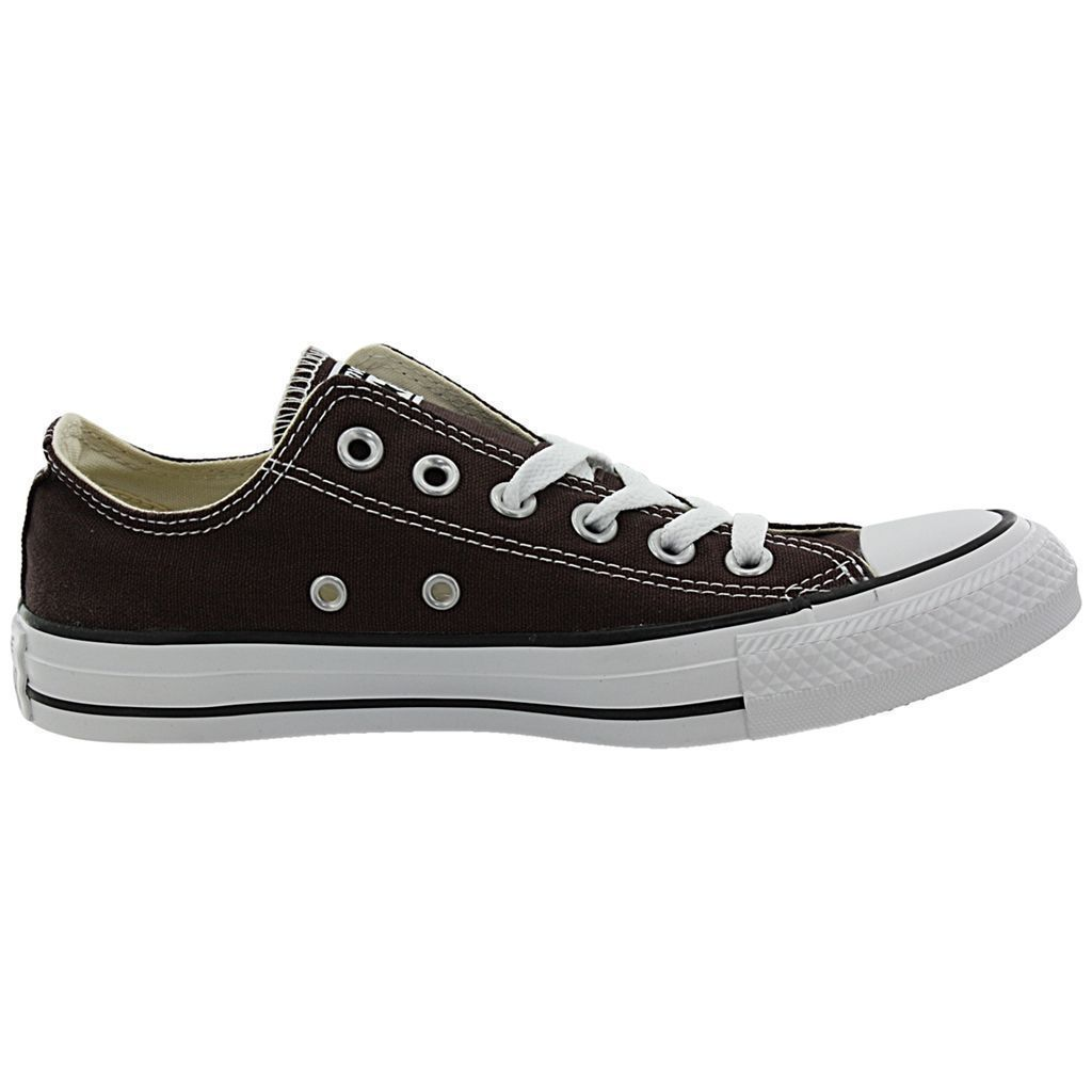 CHUCK TAYLOR ALL STAR LIFT ALL STAR OX:MARRON/TOILE/TOILE/CAOUTCHOUC/Marron