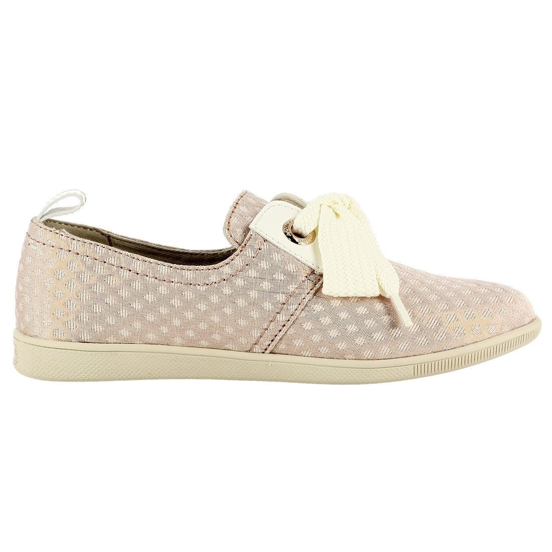 BROOKLYN MID WEDGE STONE 1 W:ROSE/TOILE/TOILE/CAOUTCHOUC/Rose