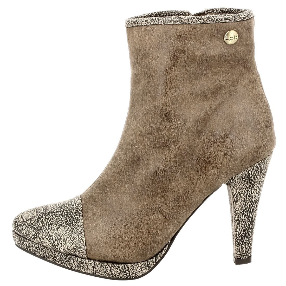 KICK COL AUDE:BEIGE/SIMILI CUIR/TEXTILE/SYNTHETIQUE/Beige