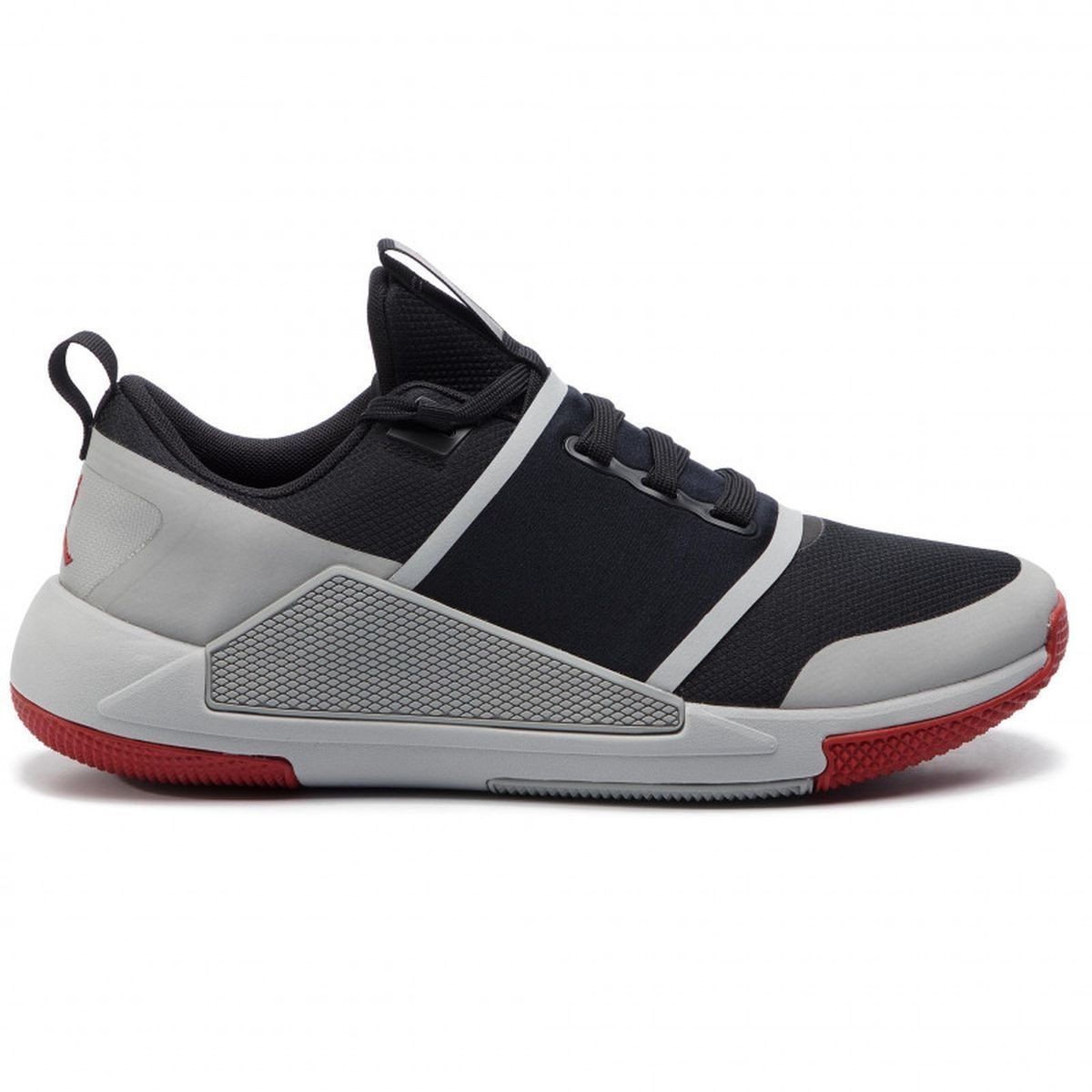 GRAND COURT I JORDAN DELTA SPEED TR:NOIR/SYNTHETIQUE, MESH/TEXTILE/CAOUTCHOUC/Noir