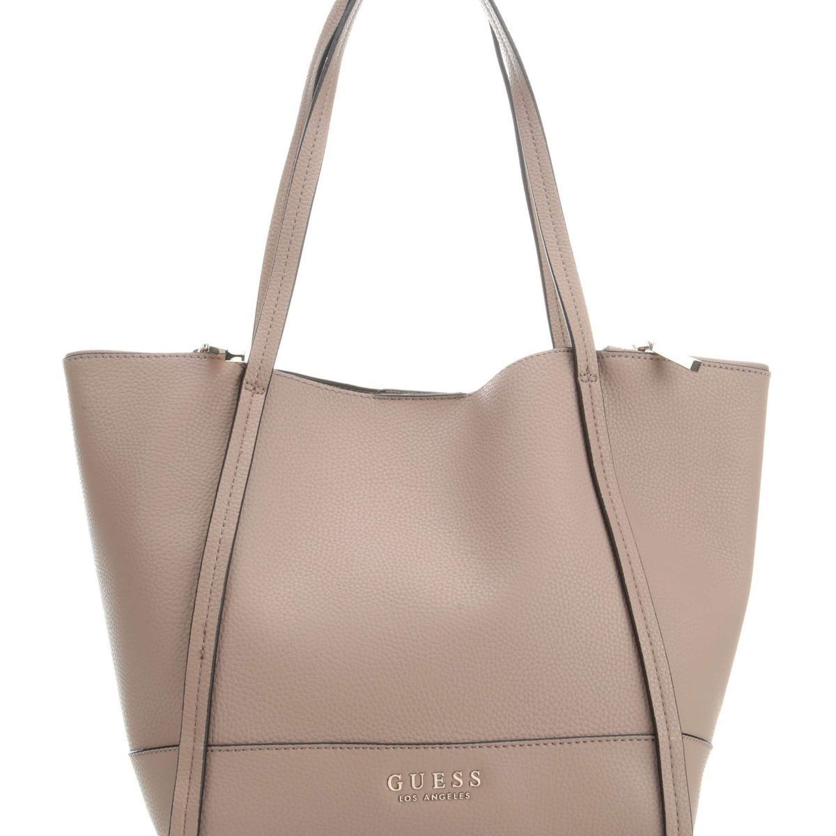 Guess femme heidi tote taupe
