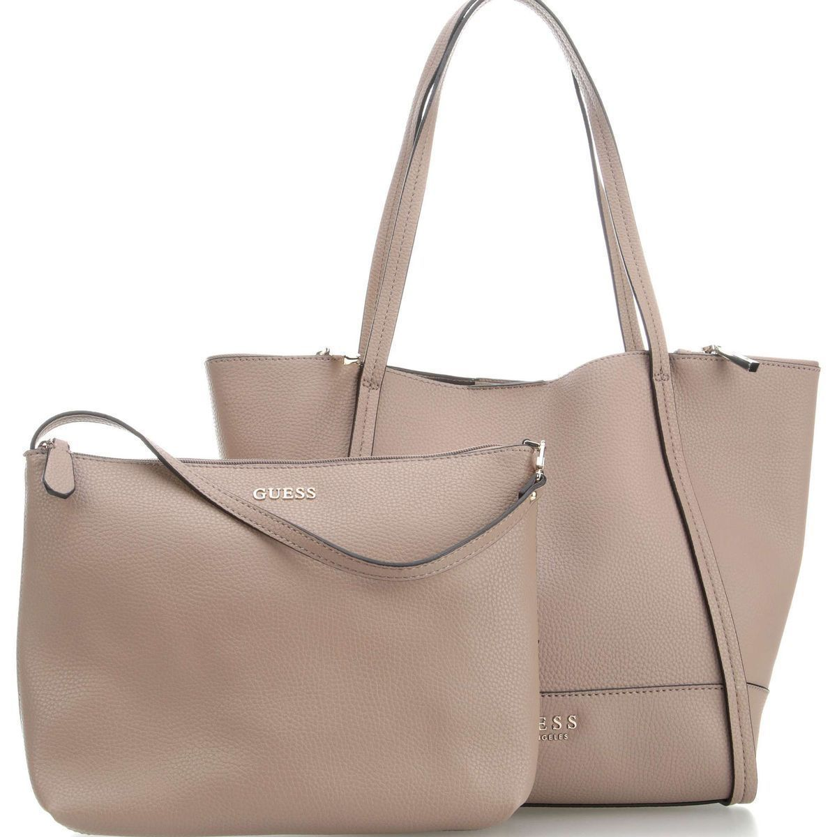 Guess femme heidi tote taupe1120001_3
