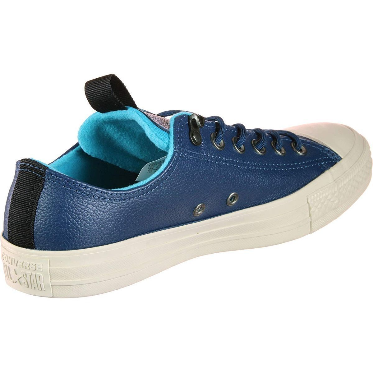 Converse homme chuck taylor all star leather   ox bleu1127601_3