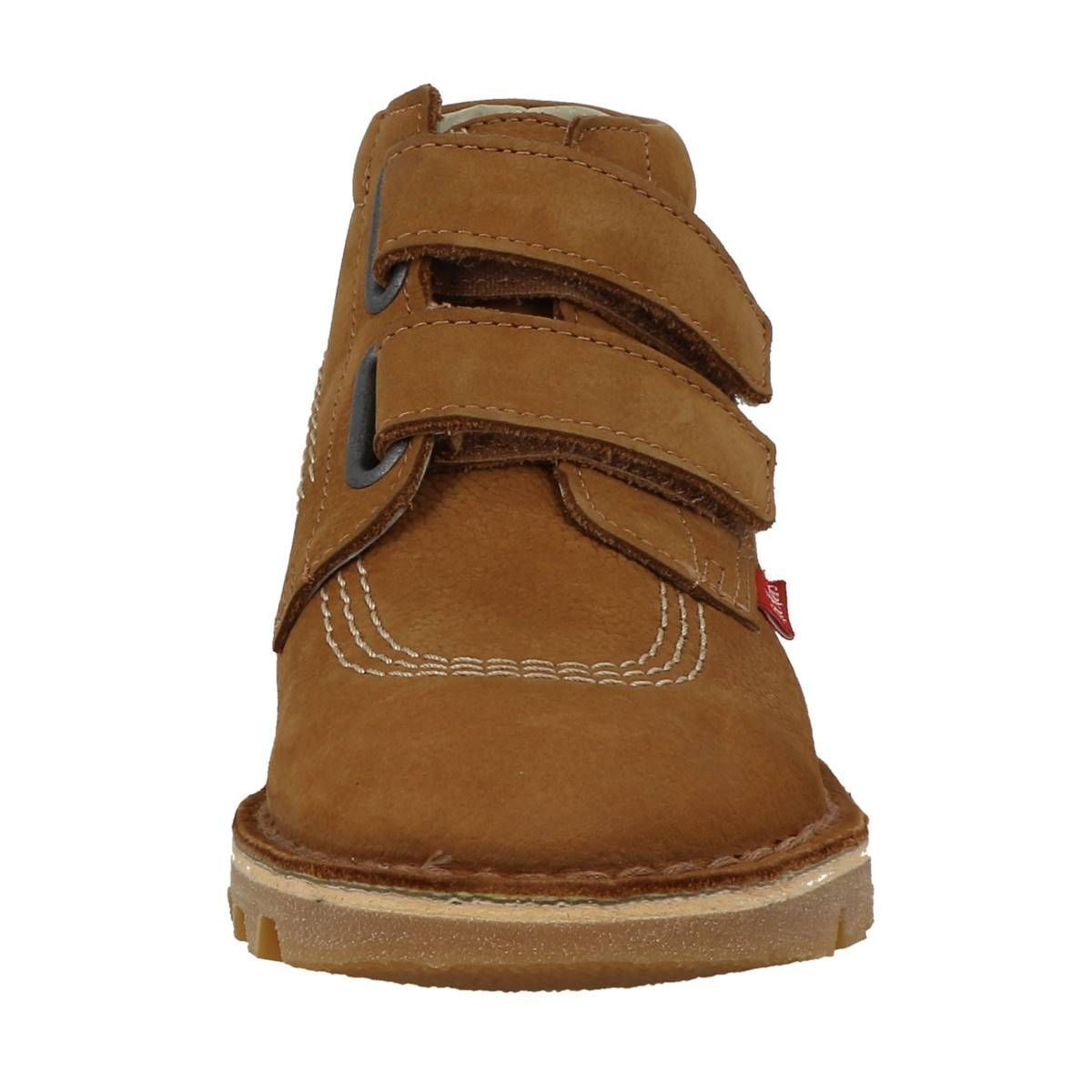 Kickers fille neovelcro camel1157801_4