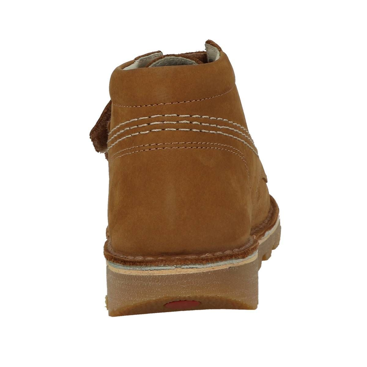 Kickers fille neovelcro camel1157801_5