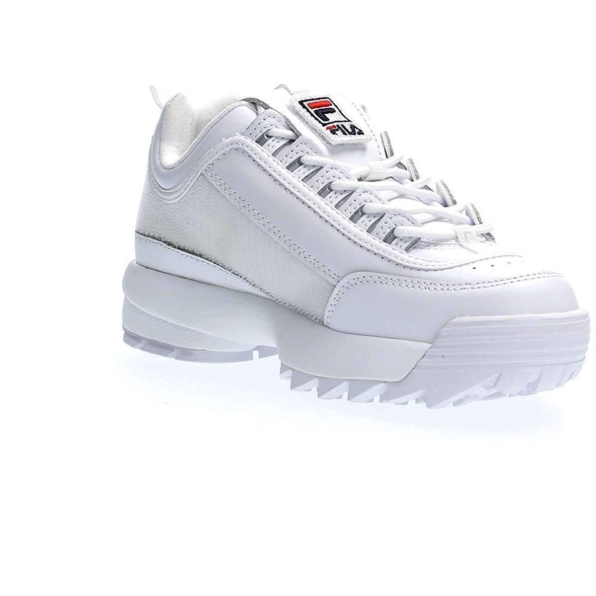 Fila femme disruptor 2 patches blanc1179601_4