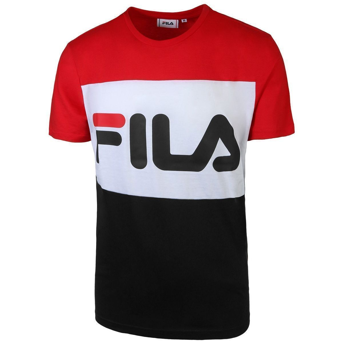 Fila homme men day tee rouge