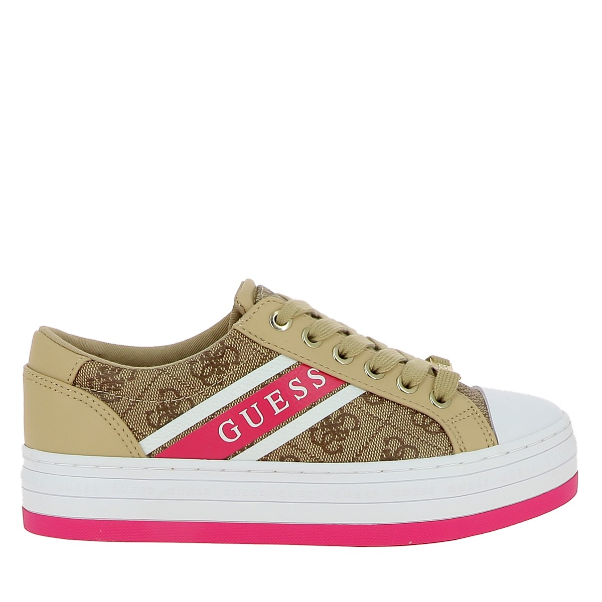 Guess femme barona active beige
