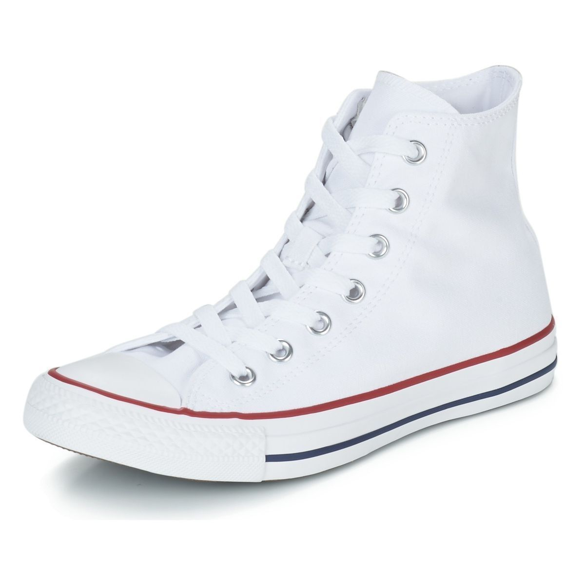 Converse fille ctas all star hi blanc1629802_2