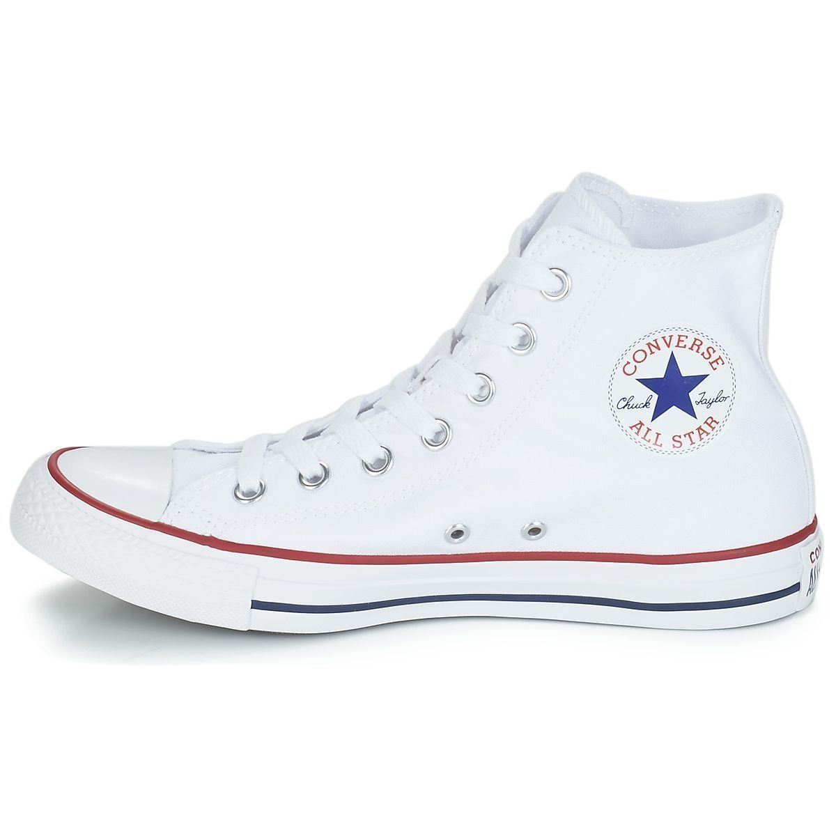 Converse fille ctas all star hi blanc1629802_3