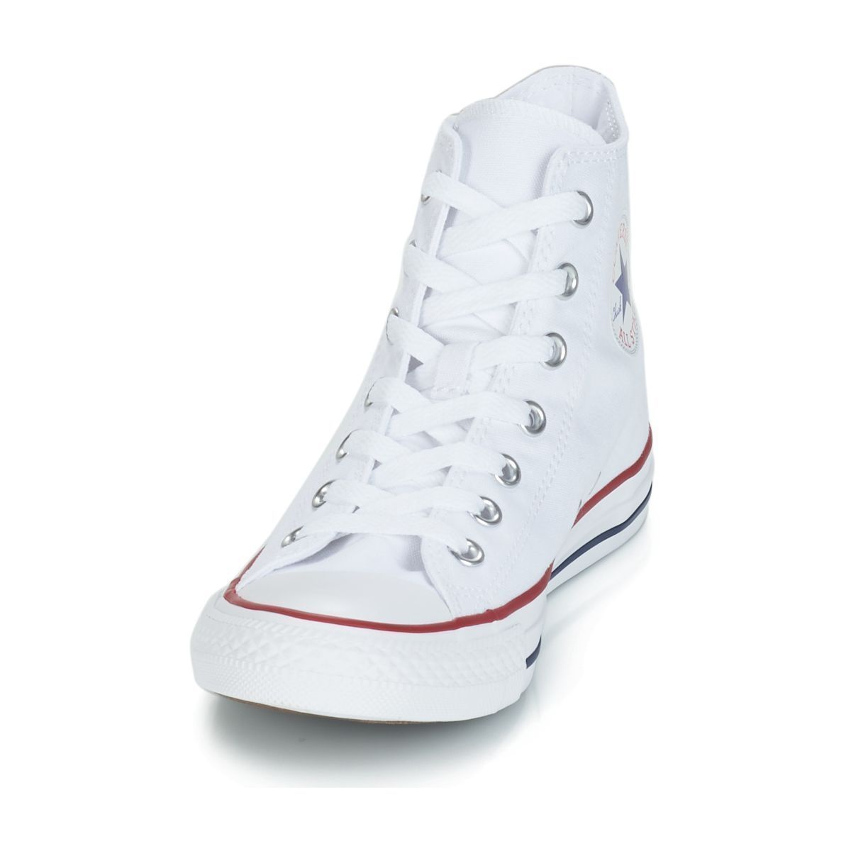 Converse fille ctas all star hi blanc1629802_4