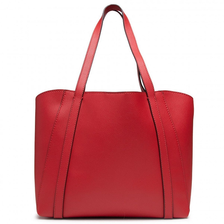 Guess femme naya trap tote rouge1749802_3