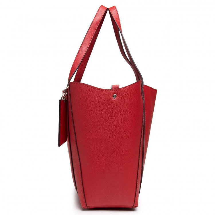 Guess femme naya trap tote rouge1749802_4