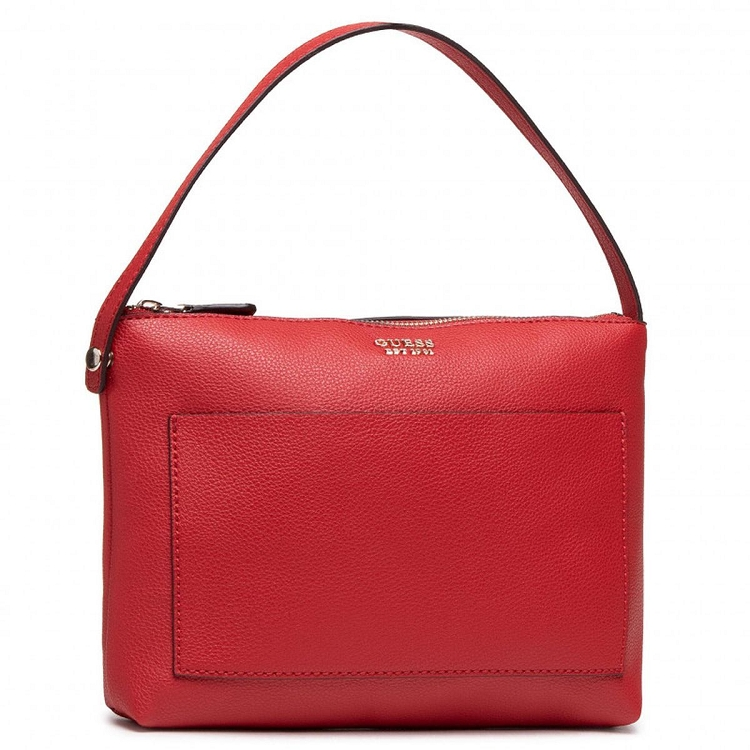 Guess femme naya trap tote rouge1749802_6